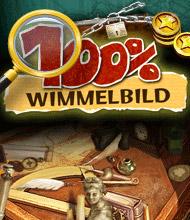 Wimmelbild-Spiel: 100% Wimmelbild