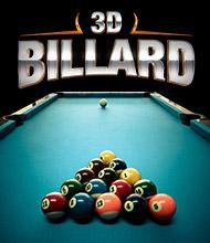 Action-Spiel: 3D Billard