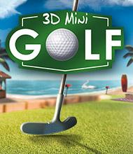 Action-Spiel: 3D Minigolf