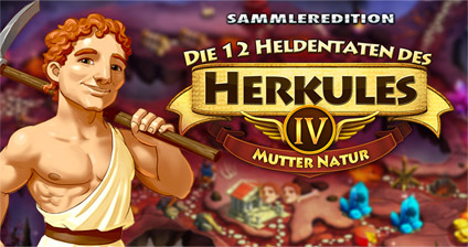 Die 12 Heldentaten des Herkules 4: Mutter Natur Sammleredition