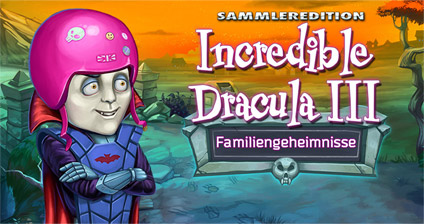 Incredible Dracula 3: Familiengeheimnisse Sammleredition