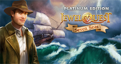 Jewel Quest: Seven Seas Platinum Edition