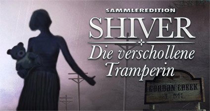 Shiver: Die verschollene Tramperin Sammleredition