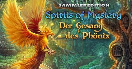 Spirits of Mystery: Der Gesang des Ph�nix Sammleredition
