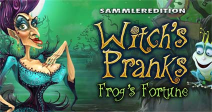 Witch's Pranks: Frog's Fortune Sammleredition