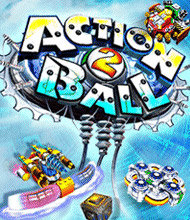 Action-Spiel: Action Ball 2