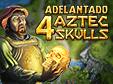click-management-Spiel: Adelantado: 4 Aztec Skulls