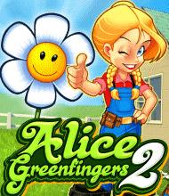 Klick-Management-Spiel: Alice Greenfingers 2