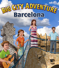Wimmelbild-Spiel: Big City Adventure: Barcelona