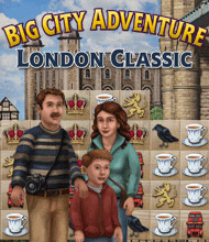 Wimmelbild-Spiel: Big City Adventure: London Classic