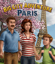 Wimmelbild-Spiel: Big City Adventure: Paris