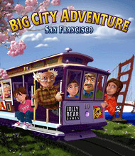 Wimmelbild-Spiel: Big City Adventure: San Francisco