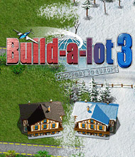 Klick-Management-Spiel: Build-a-lot 3: Passport to Europe