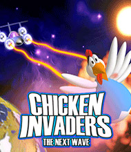 Action-Spiel: Chicken Invaders 2: The Next Wave