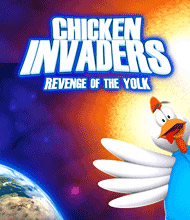Action-Spiel: Chicken Invaders 3: Revenge of the Yolk
