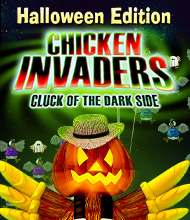 Action-Spiel: Chicken Invaders 5: Cluck of the Dark Side Halloween Edition