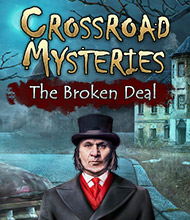 Wimmelbild-Spiel: Crossroad Mysteries: The Broken Deal
