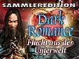 hidden-object-Spiel: Dark Romance: Flucht aus der Unterwelt Sammleredition