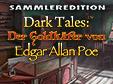 Lade dir Dark Tales: Der Goldk�fer von Edgar Allan Poe Sammleredition kostenlos herunter!