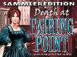 hidden-object-Spiel: Death at Fairing Point: Ein Dana Knightstone-Roman Sammleredition
