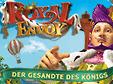 Jetzt das Klick-Management-Spiel Der Gesandte des Königs kostenlos herunterladen und spielen