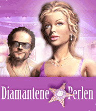 Action-Spiel: Diamantene Perlen