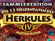 click-management-Spiel: Die 12 Heldentaten des Herkules 4: Mutter Natur Sammleredition
