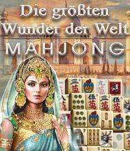 Mahjong-Spiel: Die gr��ten Wunder der Welt - Mahjong