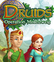 Klick-Management-Spiel: Druids: Operation Mistelzweig