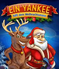 Klick-Management-Spiel: Ein Yankee hilft dem Weihnachtsmann