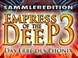 hidden-object-Spiel: Empress of the Deep 3: Das Erbe des Ph�nix Sammleredition