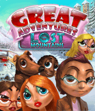 Abenteuer-Spiel: Great Adventures: Lost in Mountains