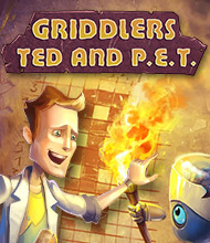 Logik-Spiel: Griddlers: Ted and P.E.T.