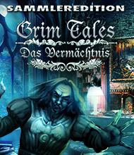 Wimmelbild-Spiel: Grim Tales: Das Vermächtnis Sammleredition