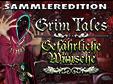 hidden-object-Spiel: Grim Tales: Gefährliche Wünsche Sammleredition