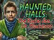 Jetzt das Wimmelbild-Spiel Haunted Halls: Die Rache des Dr. Blackmore kostenlos herunterladen und spielen