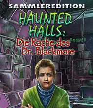 Wimmelbild-Spiel: Haunted Halls: Die Rache des Dr. Blackmore Sammleredition