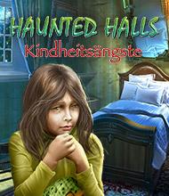 Wimmelbild-Spiel: Haunted Halls: Kindheitsängste