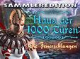 hidden-object-Spiel: Haus der 1000 T�ren: Die Feuerschlangen Sammleredition