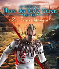 Wimmelbild-Spiel: Haus der 1000 Türen: Die Feuerschlangen