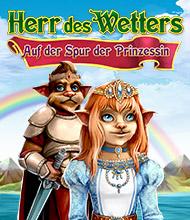 Klick-Management-Spiel: Herr des Wetters: Auf der Spur der Prinzessin