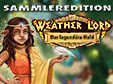 click-management-Spiel: Herr des Wetters: Der legend�re Held Sammleredition
