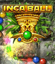 Action-Spiel: Inca Ball