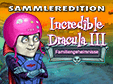 Klick-Management-Spiel: Incredible Dracula 3: Familiengeheimnisse Sammleredition