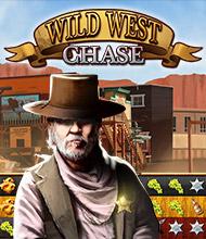 3-Gewinnt-Spiel: Jagd durch den Wilden Westen