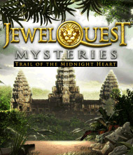 Wimmelbild-Spiel: Jewel Quest Mysteries: Trail of the Midnight Heart