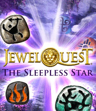 3-Gewinnt-Spiel: Jewel Quest: The Sleepless Star
