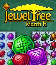 3-Gewinnt-Spiel: Jewel Tree
