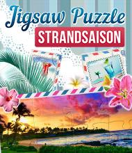 Logik-Spiel: Jigsaw Puzzle: Strandsaison
