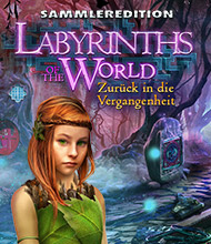 Wimmelbild-Spiel: Labyrinths of the World: Zurück in die Vergangenheit Sammleredition